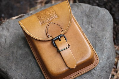 Celtic Leather Case